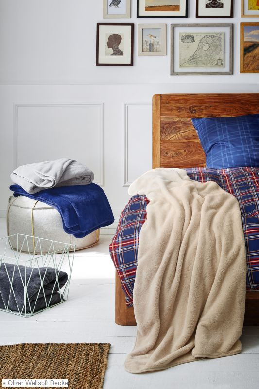 s oliver wellsoft decke betten prinz gmbh. Black Bedroom Furniture Sets. Home Design Ideas