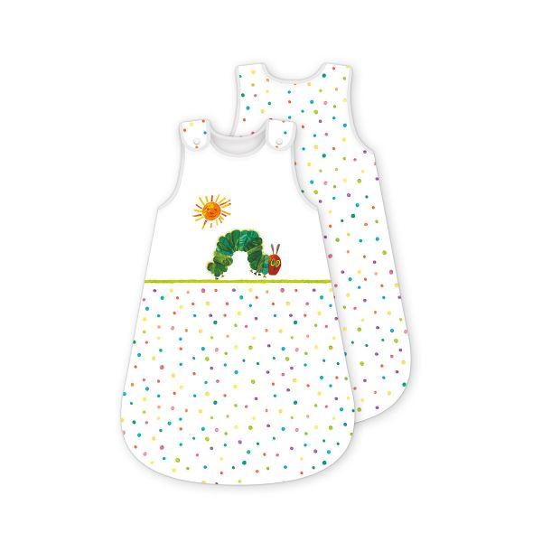 Herding Premium Baby Schlafsack Kleine Raupe Nimmersatt 33606 11