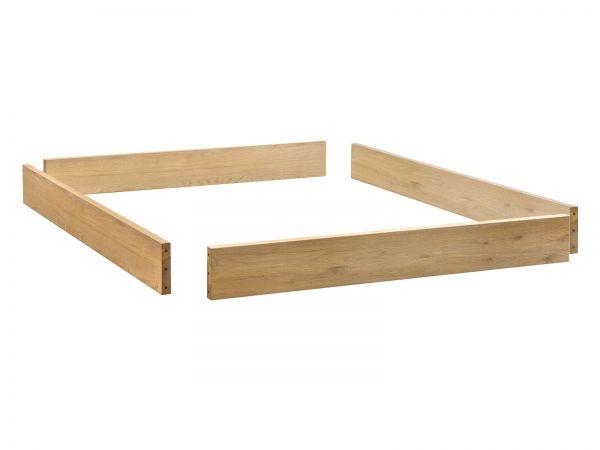 Oak-Bianco Bettrahmen Modul 18