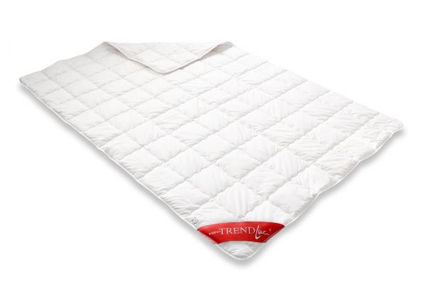 Badenia Steppbett Trendline Clean Cotton leicht