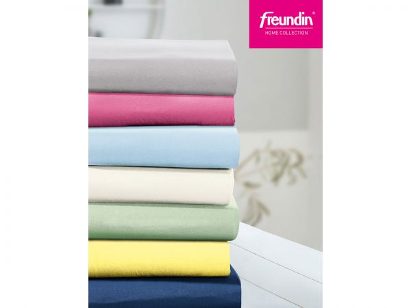 Irisette freundin home collection Jersey-Stretch Spannbetttuch Parado 0011