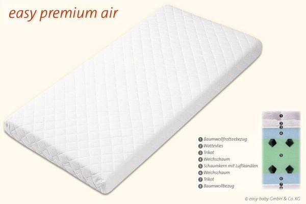 Easy Baby Kindermatratze easy premium air