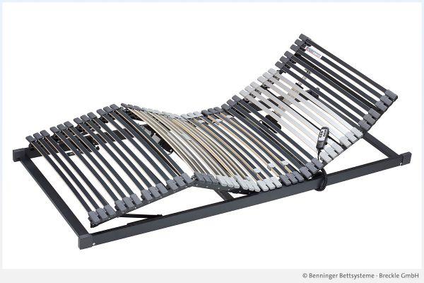 Benninger Bettsysteme Flachrahmen Ferroplan 42 mit Flachmotor