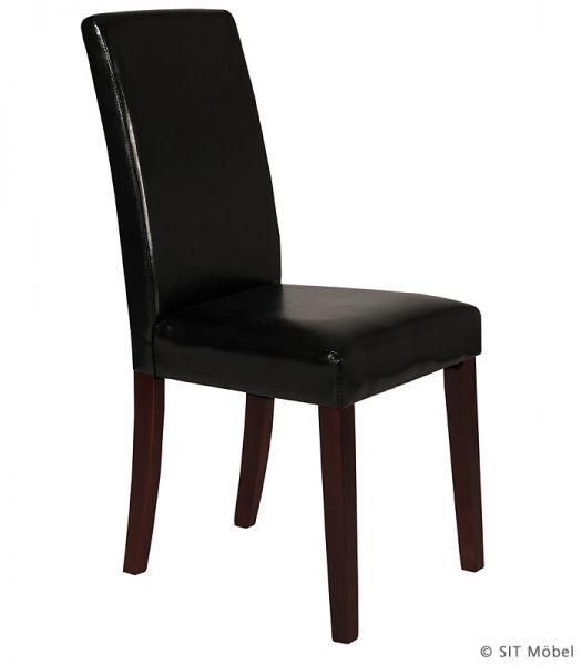 SIT-Möbel Vollpolsterstuhl 4772-11