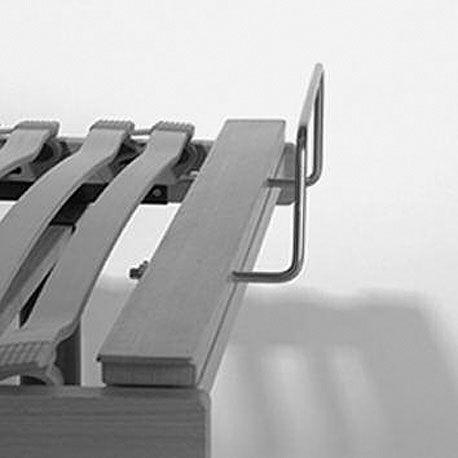 RÖWA Matratzenbügel Fußende für Basic Matic-Rahmen